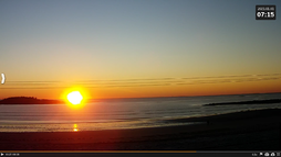 Sunrise 2021